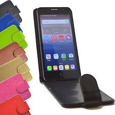 Flip Ultra Slim Hülle Tasche Case Schutzhülle für Medion Life S5004 Smartphone