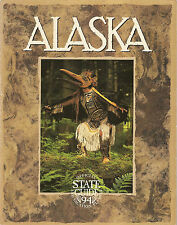 Alaska - Official State Guide 1994 and Vacation Planner