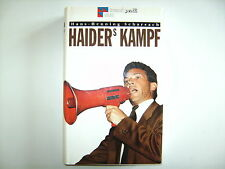 Hans Henning Scharsach Haiders Kampf Jörg Trend Profil Orac Verlag Buch
