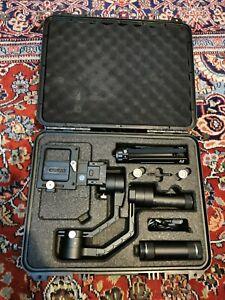 Zhiyun Crane Plus Gimble Camera Stabilizer used, near perfect condition