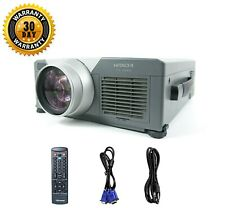 Refurbished Hitachi CP-S860 LCD Projector w/Accessories by TeKswamp