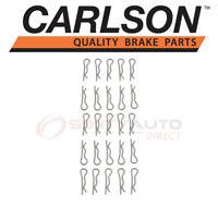 Carlson Front Brake Pad Pin Clip for 1976-1981 Honda Accord  - Pad Disc mz