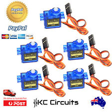 5pcs SG90 Micro Servo motor for RC Robot Airplane and Arduino