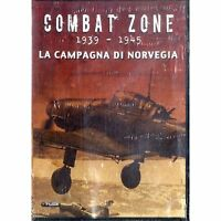 DVD310 - DVD - COMBAT ZONE 1939 - 1945 - La Campagna di Norvegia