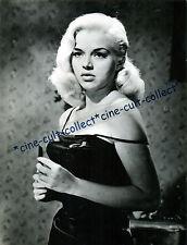 DIANA DORS * TV-PRESSEFOTO 23x17cm PHOTO Vintage Press Portrait TOP