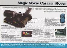 Magic Mover 'E' EM203 Caravan Motor Mover (single axle). Emove style