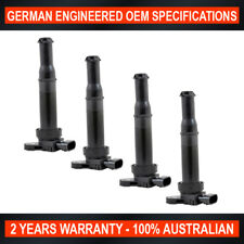 4 x Ignition Coil for Kia Carens Mentor T8 Spectra FB 1.8L Kia Carnival UP 2.5L