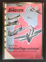 Der Landser Nr.: 220  ( Orginal ) Die letzten Flieger von Kurland