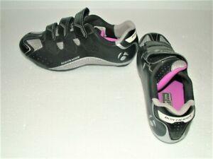 Women's Bontrager Solstice Inform WSD Road Bike Cycling Shoes size US 7.5 / EU39