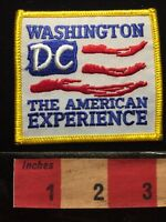 PATCH WASHINGTON DC FLAG THEME ~ DISTRICT OF COLUMBIA - American Experience 005