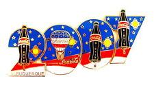 "ZIPPO ""SPECIAL SHAPE"" Pin / Pins - ALBUQUERQUE 2007 mit COCA COLA  4 PINS [3735]"
