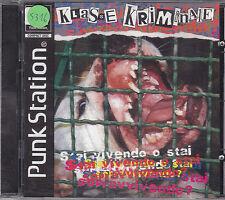 KLASSE KRIMINALE - are you living or just surviving CD