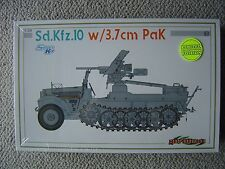 Cyberhobby 1/35 SdKfz.10 (with 37mm Pak) : limited edition