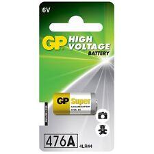 GP High Voltage 6v Alkaline Battery 4LR44 476A for Camera Toys etc