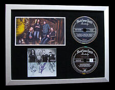 BLACK STONE CHERRY+SIGNED+FRAMED+KENTUCKY+SOUL=100% AUTHENTIC+FAST GLOBAL SHIP