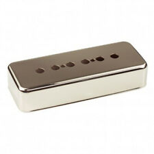 WD® Brass P-90 Pickup Cover - Nickel Plated