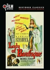 Lady Of Burlesque [New DVD] Manufactured On Demand