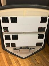 Mosconi Gladen Made In Italy AS 300.2 (1800W mono car amp!)