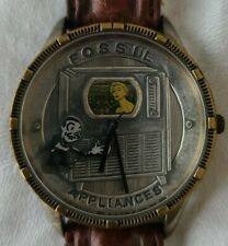 """Fossil Limited Edition Collectible """"Fossil Appliances"""" Watch LE9450 1054/2000"""