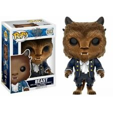 Beast Flocked (Disney Beauty & The Beast) Funko Pop Vinyl Figure