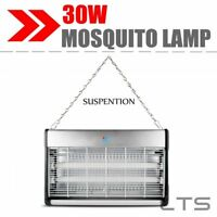 Electronic Indoor Insect Mosquito Fly Bugs Killer UV Lamp Zapper Control