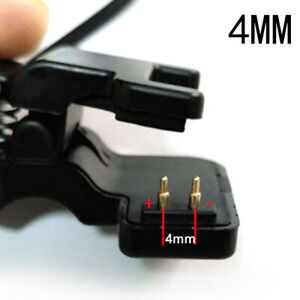 Smart Watch Universal USB Charging Cable Charger Clip 2/3 Pins Space 4/6 Q J2