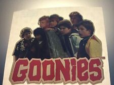 Goonies The Movie Vintage Shirt Transfer Iron On