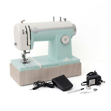 American Crafts We R Memory Keepers Stitch Happy Sewing Machine - 7 Piece, Mint