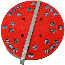 6KG ROLLE Auswuchtgewichte Klebegewichte Stahlgewichte 1200x5g 12x5g Kleberiegel