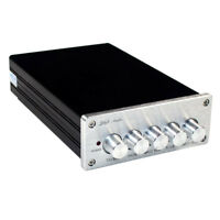 Mini HiFi 2.1 Channel TPA3116 Digital Power Amplifier Stereo Audio Bass Amp