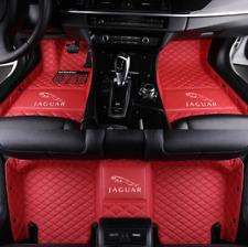 2007-2020 Jaguar-F-Pace F-Type I-Pace XE XF XJ XJL XK Custom Car Floor Mats