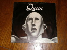 Queen 45/PICTURE SLEEVE We Are The Champions PROMO ELEKTRA