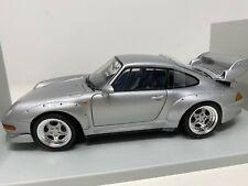 1/18 UT Models 1997 Porsche 911 GT2 in Slver 180065000