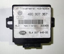 vw volkswagen audi seat skoda head light range contol module 4b0 907 357