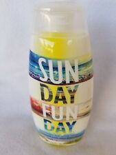 Sun Day Fun Day Ed Hardy Indoor Outdoor Tanning Lotion Tanovations 10 oz