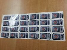 24 Ubuntu Linux stickers $1 each! badge SUPER HIGH QUALITY VINAL Labels !
