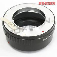 Exakta EXA lens to Sony NEX E mount adapter NEX-5T 7 6 A5100 A7 A7R A6000 A6400