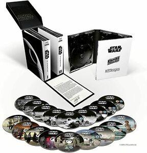Star Wars The Skywalker Saga Complete Collection 9 Films New Region B Blu-ray