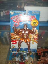 WWF WWE LJN Wrestling Superstars Moc Kamala