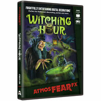 AtmosFearFX Witching Hour Halloween Digital Decoration DVD