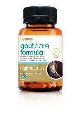 Abeeco Gout Care Formula - 180 caps: Relieves swelling & supports joint health