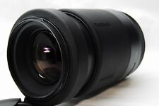 Exc+++ Tamron AF 80-210 mm f/4.5-5.6 Lens 178D for Contax Hood w/caps No.089