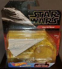 Disney Hot Wheels Star Wars First Order Star Destroyer Vehicle