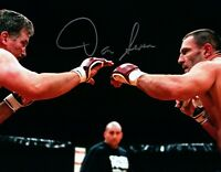 Dan Severn Signed Autographed 8X10 Photo MMA UFC About to Start Fight w/COA