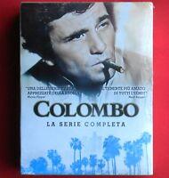 rare box set 24 dvd colombo serie completa complete series peter falk columbo id