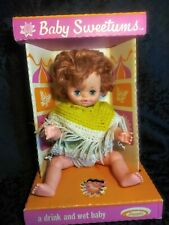 """Uneeda Baby Sweetums with box , Vintage 1968, approx. 16"""""""