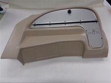 "SMOKER CRAFT 162 PRO GLOVE BOX DASH PANEL TAN / SILVER 29 1/4"" x 7 1/4""  BOAT"
