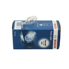 10x pieza w16w Bosch Pure light bombilla lámparas 16w 12v luz de freno intermitente