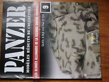 $$ Fascicule Altaya Panzer Blindes allemands de la 2nd GM N°9 Sd.Kfz. 9 Flak 37