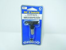 Paint Sprayer Accessories: Graco Paint Sprayers Rac Iv 517 Tip 221517